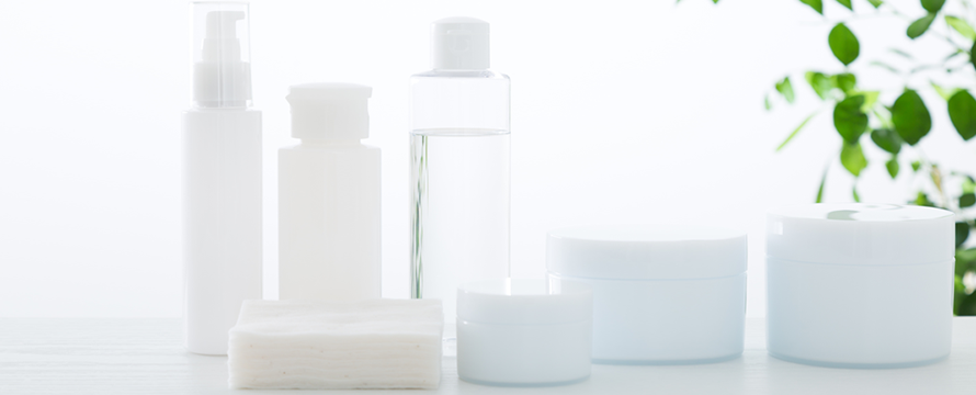 OEM 化粧品の受託製造
